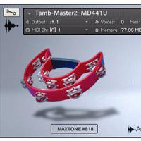 وی اس تی دایره زنگی AuroraSample Tamb-Master v2.0.1
