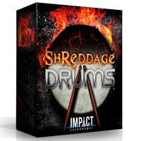 وی اس تی درام سبک راک و متال Impact Soundworks Shreddage Drums
