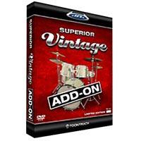 اکسپنشن کلاسیک برای سوپریور درامر Toontrack DFH SUPERIOR Vintage Addon Limited Edition