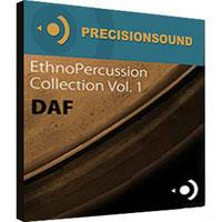 وی اس تی دف بومی خاورمیانه Precisionsound releases Ethno Percussion Collection Vol.1