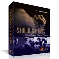 خرید اینترتی لوپ و ریتم آماده گیتار Big Fish Audio Studio Guitars The Michael Ripoll Projec