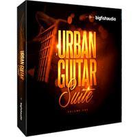 خرید اینترتی وی اس تی لوپ گیتار آر اند بی Big Fish Audio Urban Guitar Suite Volume 1