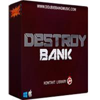 خرید اینترتی وی اس تی ابزار ساخت موزیک رپ و ترپ Double Bang Music Destroy Bank