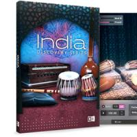 وی اس تی سازهای هندی Native Instruments Discovery Series India