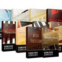مجموعه تمامی 10 وی اس تی سری سیگنالز کمپانی sonivox