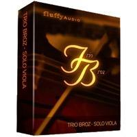 وی اس تی سولو نوازی ویولن آلتو Fluffy Audio Trio Broz Solo Viola