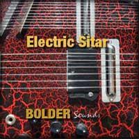 خرید اینترتی وی اس تی سیتار الکتریک Bolder Sounds Electric Sitar