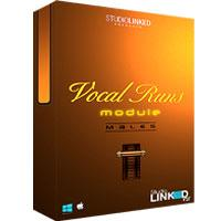 وی اس تی سینتی سایزر وکال محور StudioLinkedVST Vocal Runs Module