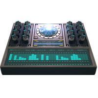 سینتی سایزر برپایه گیتار الکتریک AudioWarp GAS