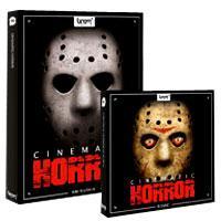 جلوه صوتی ژانر وحشت Boom Library Cinematic Horror