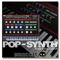 خرید اینترتی صداهای محبوب پاپ دهه 80 میلادی Sonic Cat PopSynth