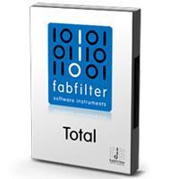 آخرین نسخه پلاگین های فوق العاده محبوب فب فیلتر FabFilter Total Bundle v2017.03.23
