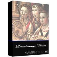 خرید اینترتی وی اس تی فلوت ریکوردر با صدایی بشدت کلاسیک Sampletekk Renaissance Flutes