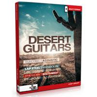 خرید اینترتی لوپ و ریتم گیتار In Session Audio Desert Guitars