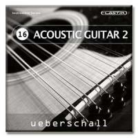 خرید اینترتی وی اس تی لوپ و ریتم گیتار آکوستیک Ueberschall Acoustic Guitar 2
