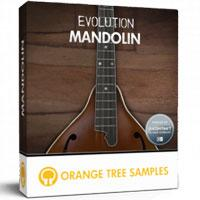وی اس تی ماندولین Orange Tree Samples Evolution Mandolin