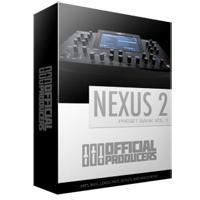 فول بانک سینتی سایزر نکسوز ReFX Nexus 2.2