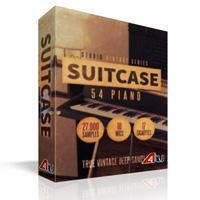 وی اس تی پیانو الکتریک 8Dio Suitcase 54 Piano