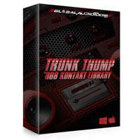 خرید اینترتی وی اس تی کیک 808 و بیس گریتی سبک ترپ و رپ Global Audio Tools Trunk Thump