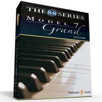 خرید اینترتی وی اس تی گرند پیانو یاماها c7 کدا Chocolate Audio The 88 Series Model 7 Grand