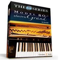 وی اس تی گرند پیانو الکتریک یاماها Chocolate Audio The 88 Series Model 80 Electric Grand