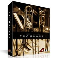 وی اس تی گروهی نوازی ترومبون Auddict Master Brass Trombones