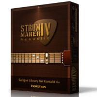 خرید اینترتی وی اس تی گیتار آکوستیک مضرابی Indiginus StrumMaker IV Acoustic Guitar