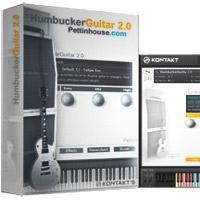 خرید اینترتی وی اس تی گیتار الکتریک Pettinhouse HumbuckerGuitar 2.0
