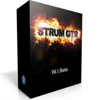 وی اس تی گیتار الکتریک مضرابی Wavesfactory StrumGTR Vol.1 Electric