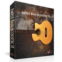 وی اس تی گیتار باس آکوستیک 4 سیم گودین Ample Sound ABA2