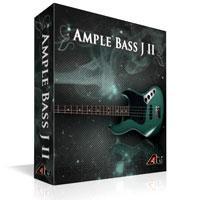 خرید اینترتی وی اس تی گیتار بیس فندر جان انگلیش Ample Sound ABJ 2