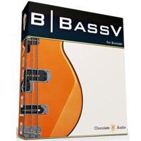وی اس تی گیتار بیس یاماها مدل BB415 پنج سیم Chocolate Audio BBassV Electric Bass