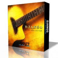 وی اس تی گیتار جیپسی جز Impact Soundworks Django Gypsy Jazz Guitar