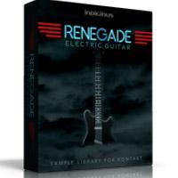 خرید اینترتی وی اس تی گیتار فندر تله کستر Indiginus Renegade Electric Guitar