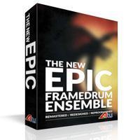 وی اس تی درام حماسی به شکل گروهی 8DIO The New Epic Frame Drum Ensemble