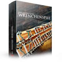 خرید اینترتی وی اس تی بلز با صدای آچار 8DIO Wrenchenspiel