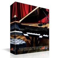 وی اس تی پیانو یاماها سی 7 8Dio 1990 Studio Grand Piano