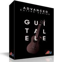 وی اس تی خوش صدای گیتار گیتالل 8dio Guitalele