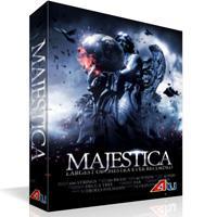 وی اس تی سمفونیک ارکسترال حماسی 8dio Majestica