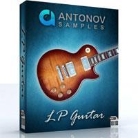 وی اس تی گیتار الکتریک گیبسون لس پال Antonov Samples LP Guitar