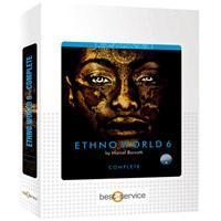 خرید اینترتی وی اس تی سازها و صداهای بومی نقاط مختلف دنیا Best Service Ethno World 6