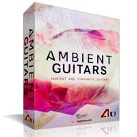 خرید اینترتی لوپ و ریتم گیتار سبک امبینت Big Fish Audio Ambient Guitars