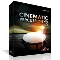 خرید اینترتی وی اس تی پرکاشن سینماتیک Big Fish Audio Cinematic Percussion 3