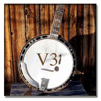 خرید اینترتی وی اس تی کروماتیک بانجو BolderSounds Bluegrass Banjo v3