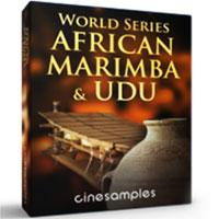 خرید اینترتی وی اس تی کوزه و ماریمبا آفریقایی Cinesamples African Marimba and Udu