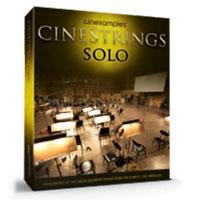 خرید اینترتی وی اس تی سولو نوازی سازهای آرشه ای Cinesamples CineStrings Solo