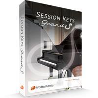 وی اس تی پیانو با تن صدای گرم E-instruments Session Keys Grand S