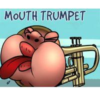وی اس تی ترومپت با صدای عجیب و دیوانه وار Embertone Mouth Trumpet