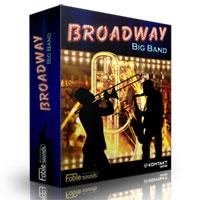 وی اس تی فوق العاده طبیعی سازهای بادی برنجی Fable Sounds Broadway Big Band v.1.3
