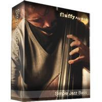 وی اس تی کنترباس FluffyAudio Simple Jazz Bass
